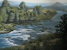 River View by Karen Ilari