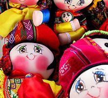 Fair Trade Dolls by Janie. D