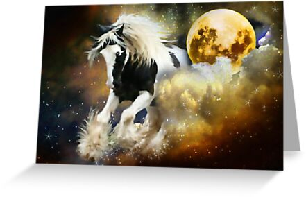 Moon Dancer by Trudi's Images