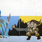 The Wizard and the Neanderthal by DAdeSimone