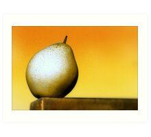 Pear of One Art Print