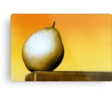 Pear of One Metal Print