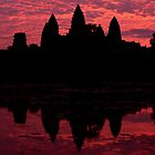Angkor Wat, Cambodia by thesiracusas