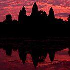 Angkor Wat, Cambodia by thesiracusas
