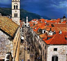 Dubrovnik After The Storm by Don Alexander Lumsden (Echo7)