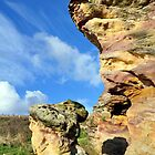 Caiplie Rock by GillBell