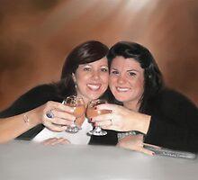 Sarah & Dianna by Chelsea Kerwath
