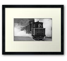 Antique in Motion Framed Print