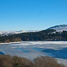 Icy Burrator by jaffa
