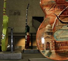 Texas Guitars by SuddenJim
