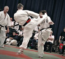 kick 2 by Sebastian Chalupa