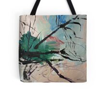 Leaping Tree Tote Bag