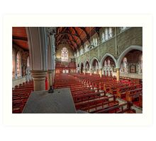 Cathedral of St Mary & St Joseph • Armidale • New South Wales Art Print