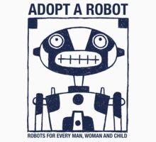 Adopt a Robot by Rob Colvin