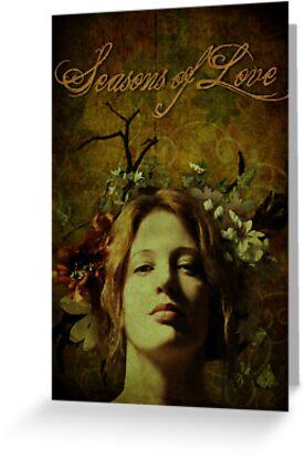 Seasons of Love by Sybille Sterk