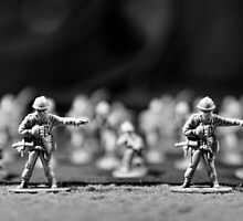 Macro Army Men by petebreezy