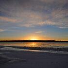 Dawn's shores by Bree Waltman
