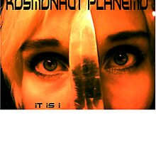 Kosmonaut Planemo by Angelina Elander