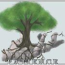 tree-hand by PieterDC