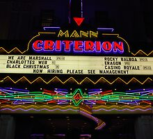 Neon Marquee... by Photos55