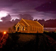 Roebourne Catholic Church by Ngarluma78