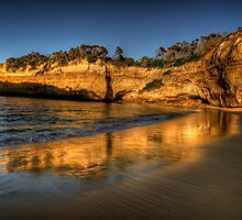 Spirits - Loch Ard Gorge, Great Ocean Road - The HDR Experience by Philip Johnson