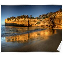 Spirits - Loch Ard Gorge, Great Ocean Road - The HDR Experience Poster