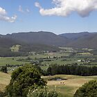 Gunns Plains Panorama by Paul Campbell Psychology