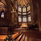 The Holy Cross by doug hunwick
