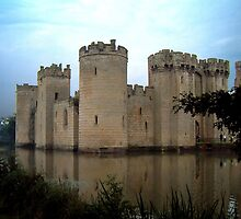 Bodiam Castle again, unfettled by smiffyman