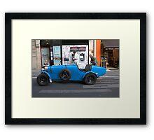 Paris - Bugatti. Framed Print