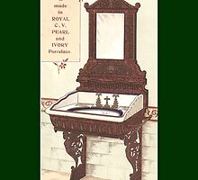 Bathroom Picture Wash stand Two by Eric Kempson