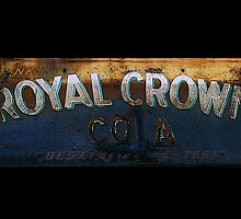 Royal Crown Cola by RickDavis
