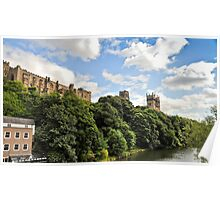 Durham Cathedral and Castle Poster