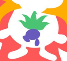 Oddish - Gloom - Vileplume Sticker