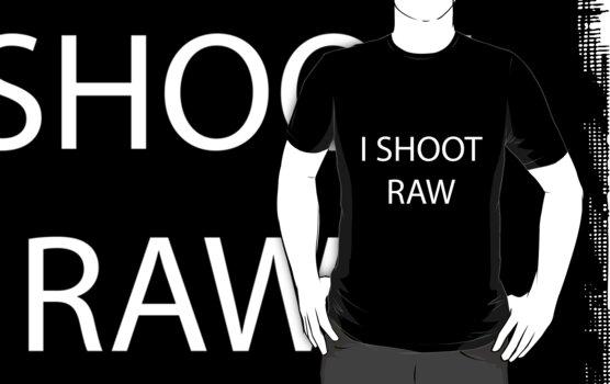 I SHOOT RAW by Nikola Penkov