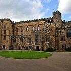 Durham Castle by Jaime Pharr