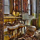 Lead Sinks by MicheleDAmicol