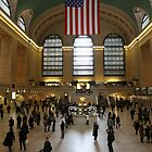 Grand Central Terminal by Christine &quot;Xine&quot; Segalas
