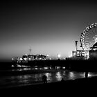 A Summer Night B&W by Cleber Photography Design
