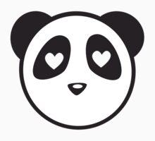 Panda Love by DerekMit