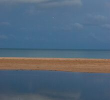 Reflected Clouds by JanBenjafield