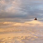 Sand Dune Sunset (Wedge Island) by TFoxPhotos
