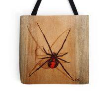 Australian Redback Tote Bag
