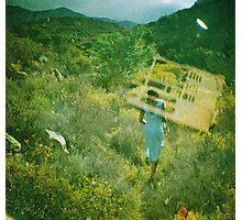 Mountain walk -Montagu, South africa Photographic Print