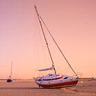 Sleeping Boats II by Maciej Markiewicz