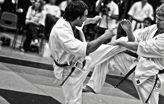 Fight 5 by Sebastian Chalupa