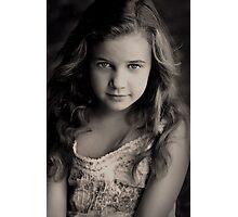 Grace Now Photographic Print