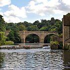 River Wear and Prebends Bridge by Jaime Pharr