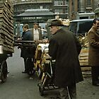 Covent Garden Market, London, 1973. by David A. L. Davies